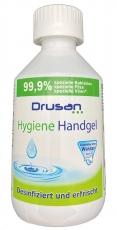 Drusan Händedesinfektion-Gel, 250ml Flasche