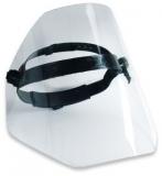 Gesichts-Schutzschirm mit Rätschenverstellung