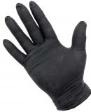 Meditrade-Latex-Handschuhe, GentleSkin, schwarz, puderfrei